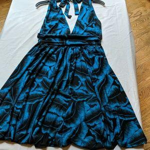 Moda International cocktail dress